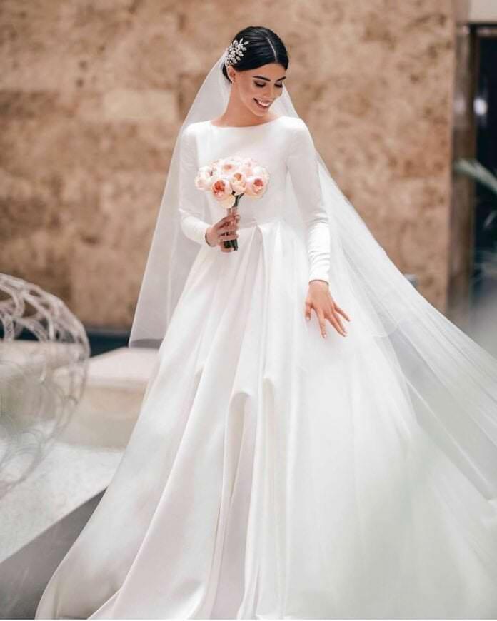 Классическая свадьба. Образ невесты