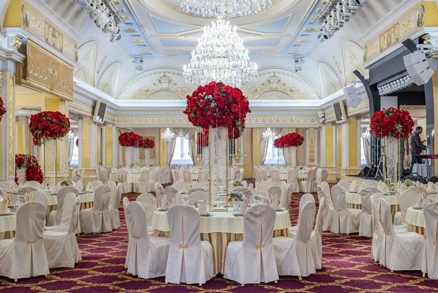 выбор свадебной площадки