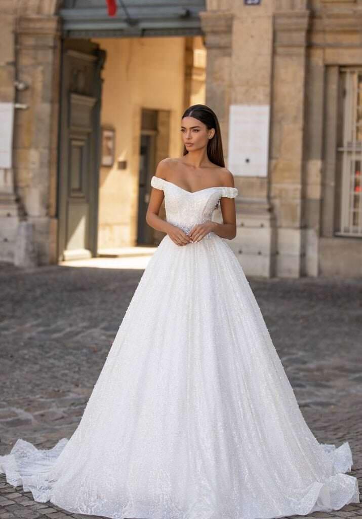 Классическая невеста