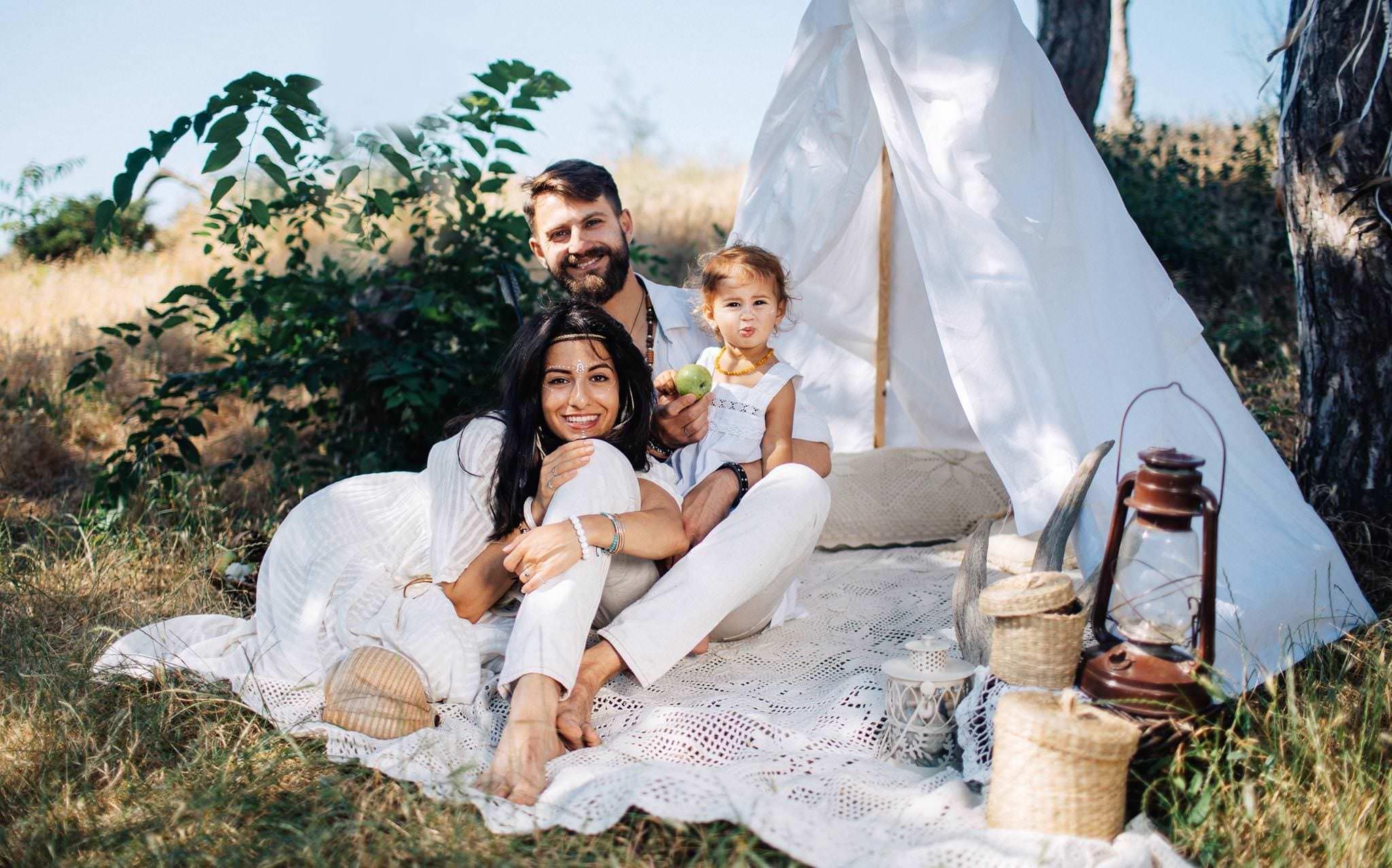 Свадьба в стиле бохо – все тонкости проведения