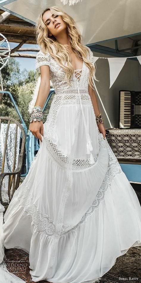 Бохо свадебное
