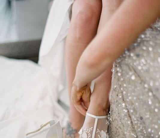 свадебные сапожки