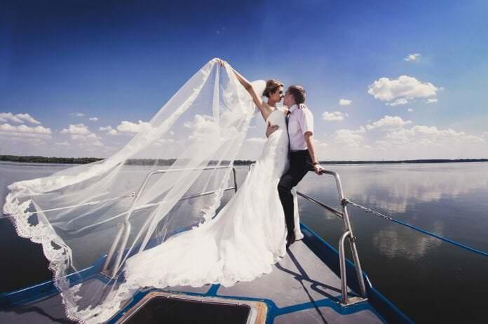 Круизная свадьба
