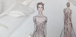 пошив платья