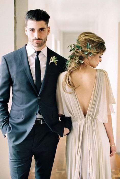 образ жениха и невесты