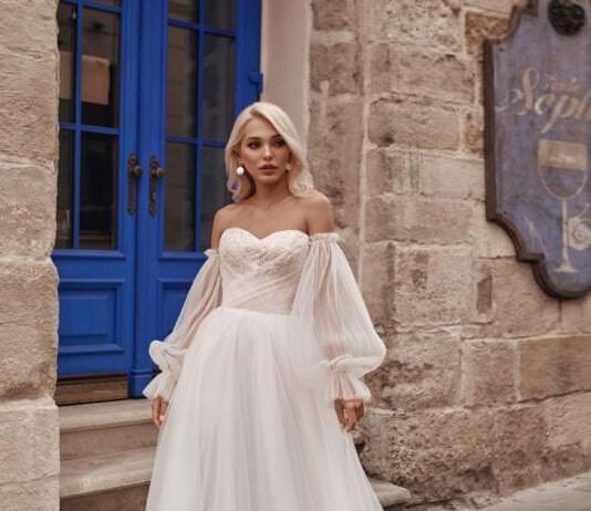 стильные модели платьев