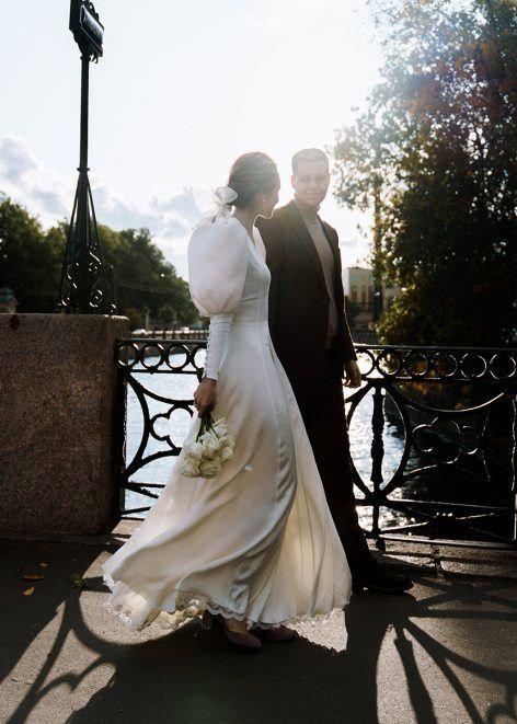 стиль свадьбы минимализм
